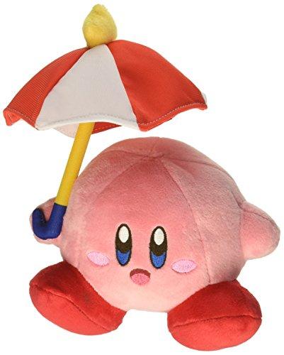 Little Buddy 1679 Kirby Adventure All Star - Umbrella/ Parasol Kirby 2 Plush, 7'