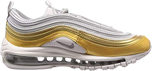 Zapatillas NIKE Air MAX 97 SE 35.5 Gold