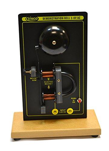 Eisco Labs Elektromagnet Klingel Demonstration 3-6 V AC