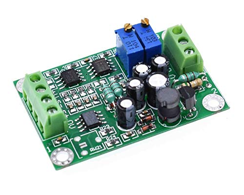 High Precision MV/Microvolt Small Signal Differential Voltage AD620 Instrumentation Amplifier Transmitter Module