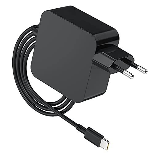 USB C Netzteil 65w für MacBook,Type C PD ladegerät für MacBook Pro 15/13 Zoll 2020/2019/2018/2017/2016, MacBook Air 13 Zoll 2020/2019/2018, i-Pad Pro 11/12.9 Zoll 2020/2018, i-Pad Air 10.9 Zoll