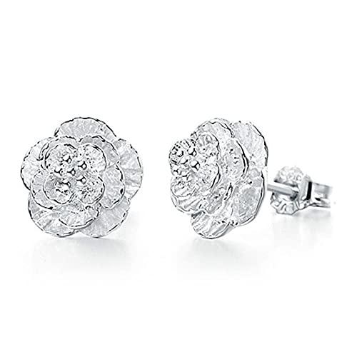 Pendientes De Anzuelo Blossom De Cerezo Elegante Romántico De Las Mujeres