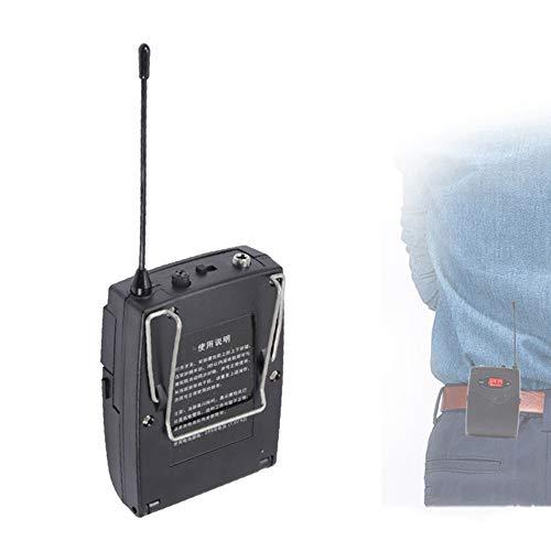 Moligh doll Inalámbrico Sistema de Micrófonos, Juego de Micrófonos ...