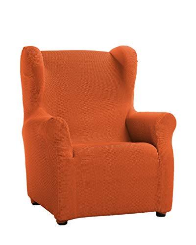 Martina Home Tunez Sesselbezug Ohrensessel Ohrensessel orange