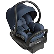 Rear-facing 4-30 pounds and up to 32 inches.Foot muff to keep baby warm Lightest premium car seat in its class when compared to similarly priced infant car seats with the same weight range (as of June 2016) Air Protect Superior Side Impact Protection...