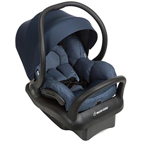 Maxi-Cosi Mico Max 30 Infant Car Seat with Base, Nomad Blue, One Size (IC302EMQA)