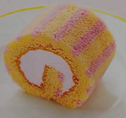 いちご の ロールケーキ 18g×80個 個包装 冷凍 業務用