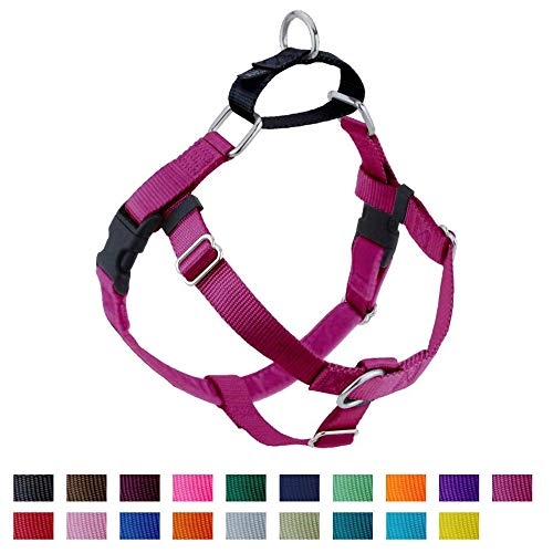 2 Hounds Design Freedom No-Pull Dog Harness |...