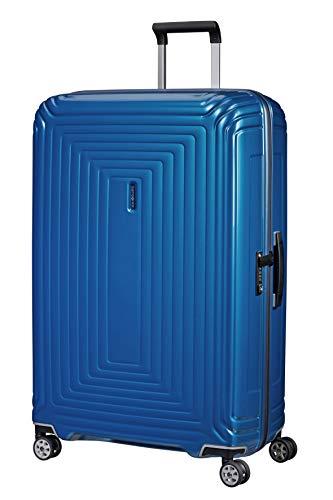 Samsonite Neopulse - Spinner XL Maleta, 81 cm, 124 L, Azul (Metallic Intense Blue)
