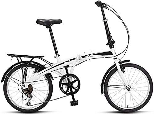 Bicicletas Bicicletas adultos bicicleta plegable de 20