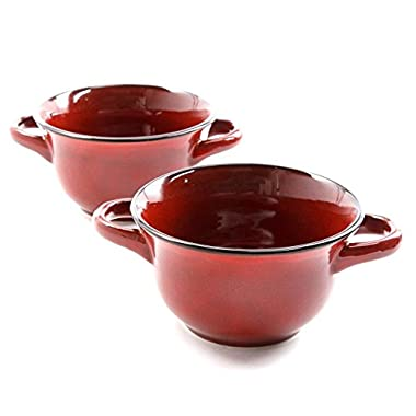 Crockpot Mathiston Ceramic Soup Bowl - Set of Two