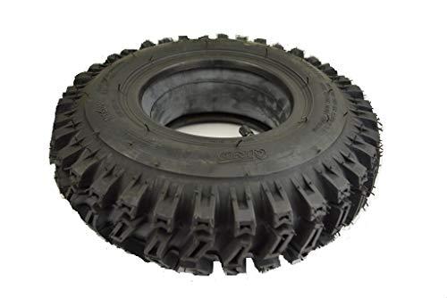 1 Stück Reifen inkl Schlauch 13x4.10-6 N.H.S passend Schneefräse 5-7 PS
