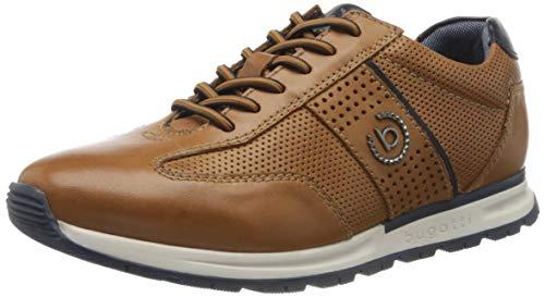 bugatti Herren 321839031100 Sneaker, Braun, 42 EU
