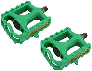 Alta Plastic 861 MTB Bike Pedals, Multiple Sizes and Colors