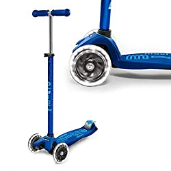 Turn The Wheels, Light Them Up - Power To The Kids 5 To 12 Years Max Rider Weight 50Kg Rider Height 110Cm To 152Cm Scooter Weight 2.5Kg