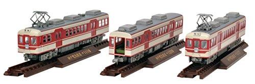 トミーテック ジオコレ 鉄道コレクション 鉄コレ 神戸電鉄 デ1100形 3両セット ジオラマ用品 (メーカー初回受注限定生産)
