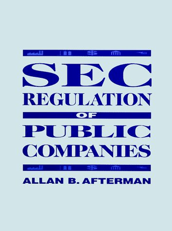 Sec Regulation of Public Companies