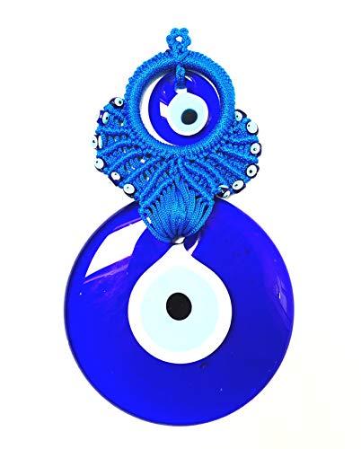 Amulette porte-bonheur turque contre le mauvais œil Nazar Bo