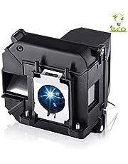 Angrox プロジェクター交換用ランプ ELPLP60 ELPLP61 エプソン EPSON EB-430 EB-435W EB-436WT EB-910W EB-925 対応