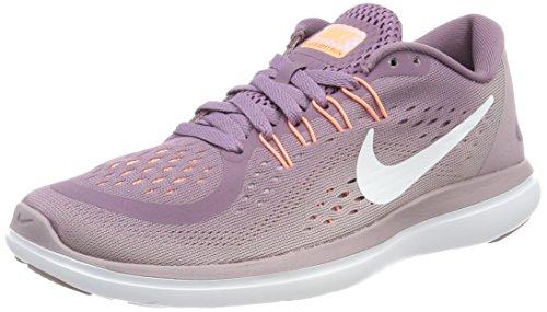 Nike Flex 2017 RN, Scarpe da Running Donna, Violett (Violet Dust/White-Plum Fog-Iced Lilac-Su), 36 EU