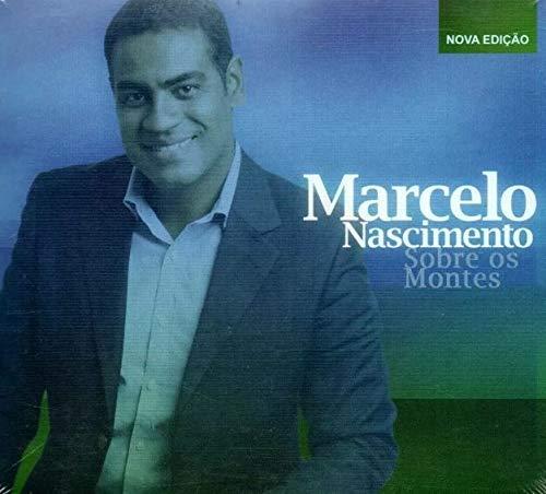 Marcelo Nascimento - Sobre Os Montes (Gospel) [CD]