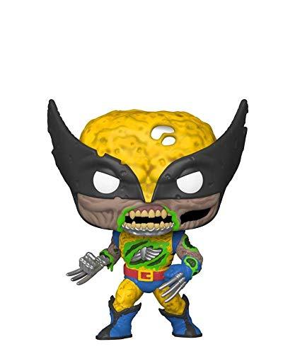 Popsplanet Funko Pop! Marvel Zombie - Wolverine (Marvel Zombies) #662