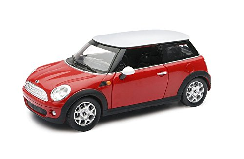 Toyland Mini Cooper rot 2008 New Ray 1:24 Modellauto 71026