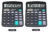 Best Basic Calculators - GAONA Basic Calculator 12 Digit Dual Power Large Review