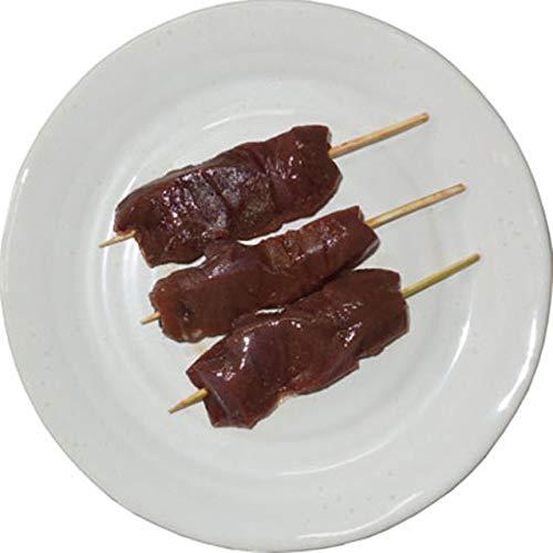 国産豚 レバー串 30g 50本【豚肉】【やきとん】【業務用】(fn72200)