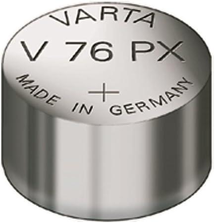 Varta Batterien Electronics V76px Lithium Knopfzellen Elektronik