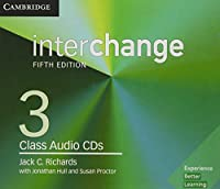 Interchange Level 3 Class Audio CDs