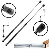 2000 jeep hard top - A-Preimum Rear Window Glass Lift Supports Shock Struts Replacement for Jeep Wrangler TJ 1997-2006 with Hardtop 2-PC Set