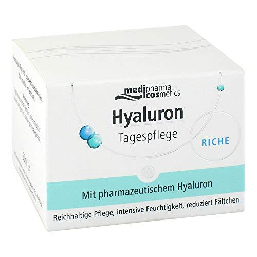 Medipharma Cosmetics Hyaluron Tagespflege Reichhaltig, 1er Pack(1 X 1 Stück), None