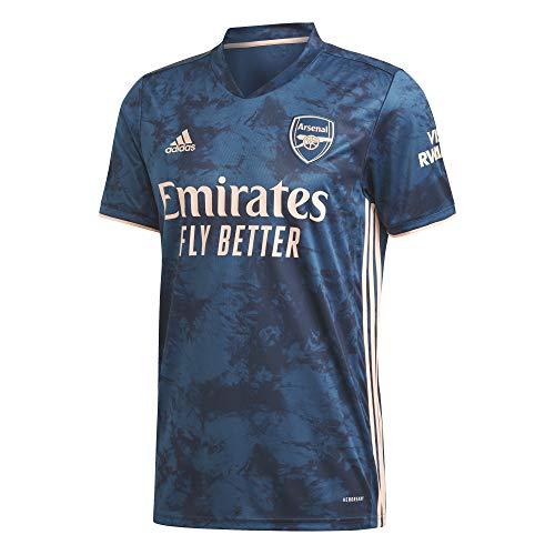 adidas Damen Arsenal FC 3rd Jersey Women 2020/21 Trikot, Legend Marine/Light Flash orange, XL
