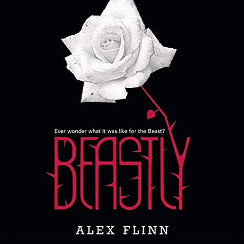 Beastly audiobook cover art