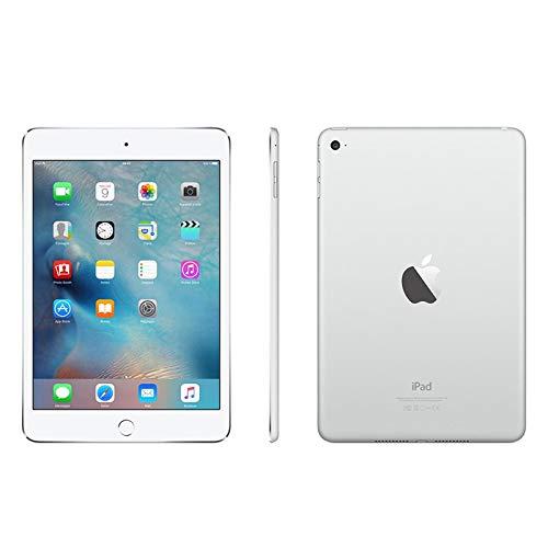 Apple iPad Mini 4 WiFi 128GB Argento (Ricondizionato)