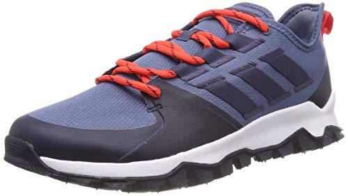 Adidas Kanadia Trail, Zapatillas de Entrenamiento Hombre, Azul (Blue F36061), 40 2/3 EU