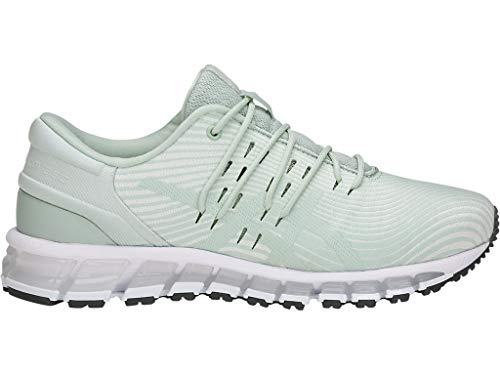 ASICS Women's Gel-Quantum 360 4 Running Shoes, 8.5M, Lichen Rock/Birch