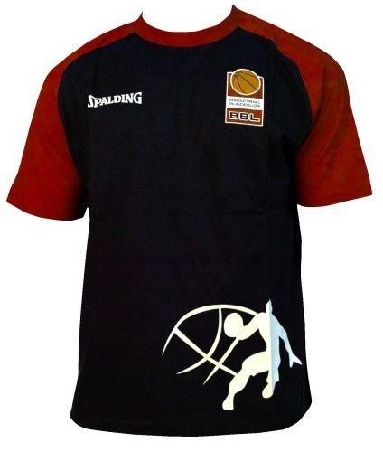 Spalding Active Training Tops 30020360108-01 - Camiseta de baloncesto para hombre, talla XS