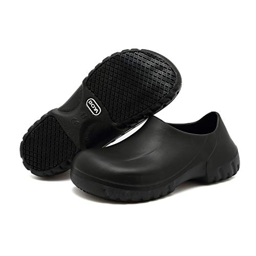 incarpo Männer und Frauen rutschfeste Chef Clogs Krankenschwester Schuhe Leichte Arbeitsschuhe