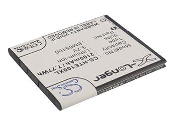 2100mAh BM6510 Battery for HTC Desire 501 510 510 LTE 601 603H 6160 619D 700 7060