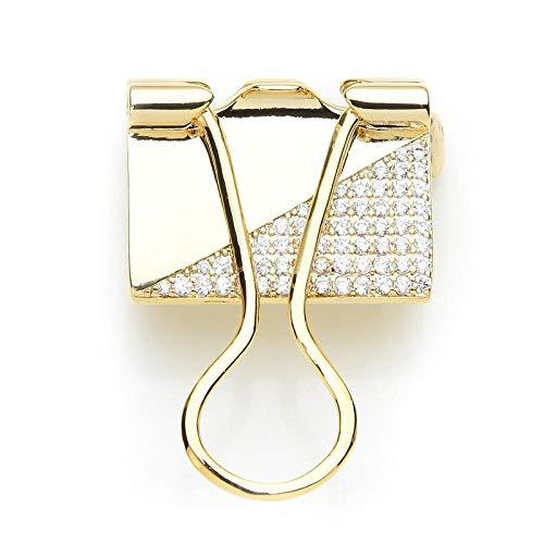 U/N Broches de Diamantes de imitación para Mujer, papelería, Estilo Personal, Fiesta, Oficina, broches Informales
