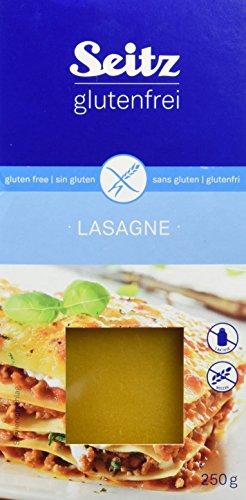 Seitz glutenfrei Lasagne, 3er Pack (3 x 250 g)