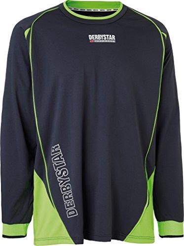 Derbystar Torwarttrikot Defense, XL, grau grün, 6607060940