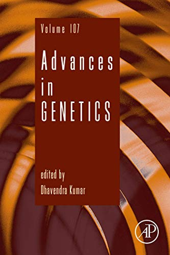 Advances in Genetics (ISSN Book 107)