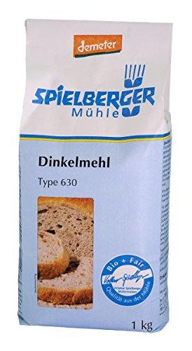 Spielberger Dinkelmehl Type 630 (1 kg) - Bio