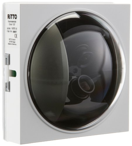 Ritto 1878770 Portier Kameramodul Color 130° weiss