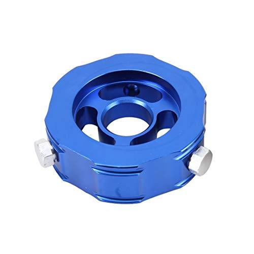 Autoteile MMGZ Auto-Universal Auto-Änderung Instrument Dedicated Adapter Zubehör Öltemperatur Hydraulikmesser Adapter Sitz Sind von guter Qualität