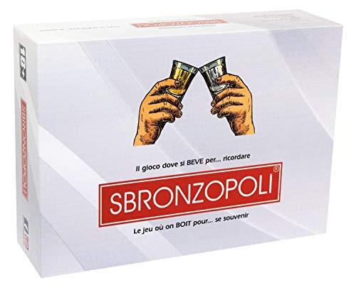 Sbronzopoli, il gioco dove bevi per... ricordare