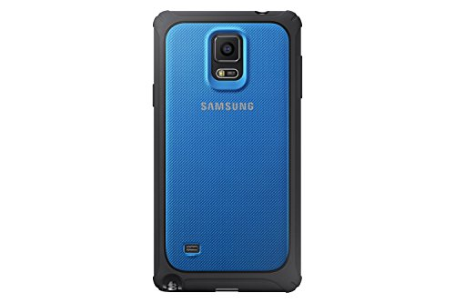 Samsung Galaxy Note 4 Case, Protective Cover - Blue